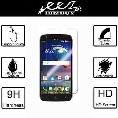 True Tempered Glass Screen Protector for ZTE Grand X3 Z959 Zmax 3