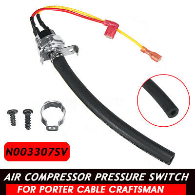 Air Compressor Pressure Switch Parts N003307SV For Craftsman