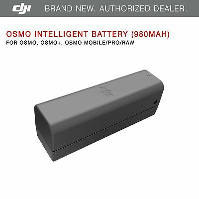Original DJI Osmo Osmo+ Osmo Mobile/Pro/Raw Gimbal Intelligent Battery