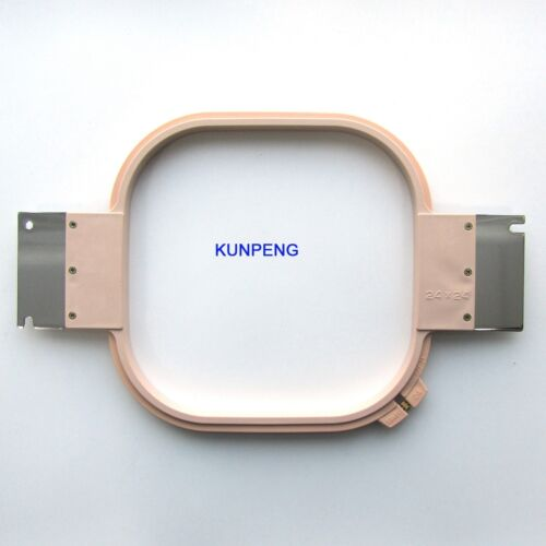 """1PCS Embroidery Hoop 24cm 9.4""""-395mm Wide (15.5"""") FIT For SWF Commercial Machine"""