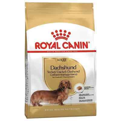 Royal Canin Dachshund Adult Breed Health Nutrition Dog Food 1.5kg