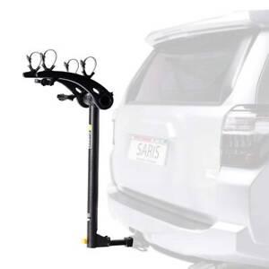 Saris Axis Steel Bones Hitch 2 Bike racks