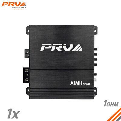 PRV Audio A1MH NANO 1 Ohm 1800 Watts RMS Digital Full Range Compact Amp 1.8k comprar usado  Enviando para Brazil