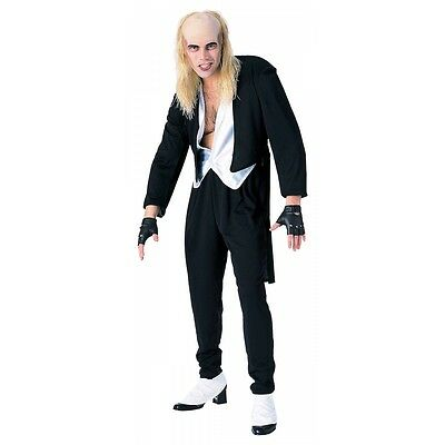 Riff Raff Costume Adult Mens The Rocky Horror Picture Show Halloween Fancy Dress (Rocky Horror Show Costume)