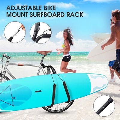 Fahrradgepäckträger Surfbrett Surfboard Fahrradhalter… |