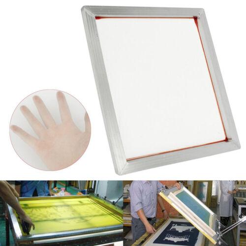 "15"" x 17"" Aluminum Frame Silk Screen Printing Frame 6 PCs Screen Mesh USA Stock"
