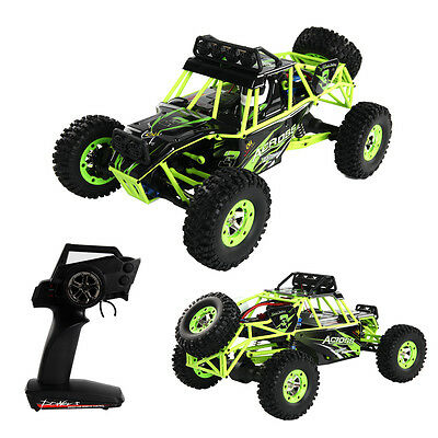 1:12 2.4G RC OffRoad Racing Car Remote Control Rock Crawler Truck Christmas Gift