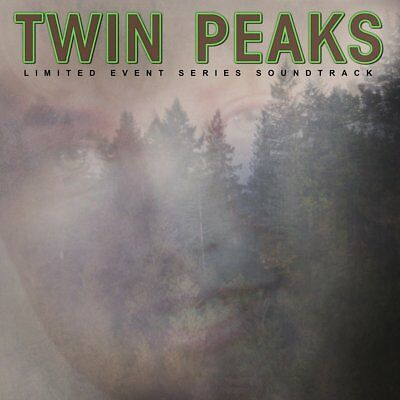 Twin Peaks  Limited Event Series Soundtrack   2 Vinyl Lp New