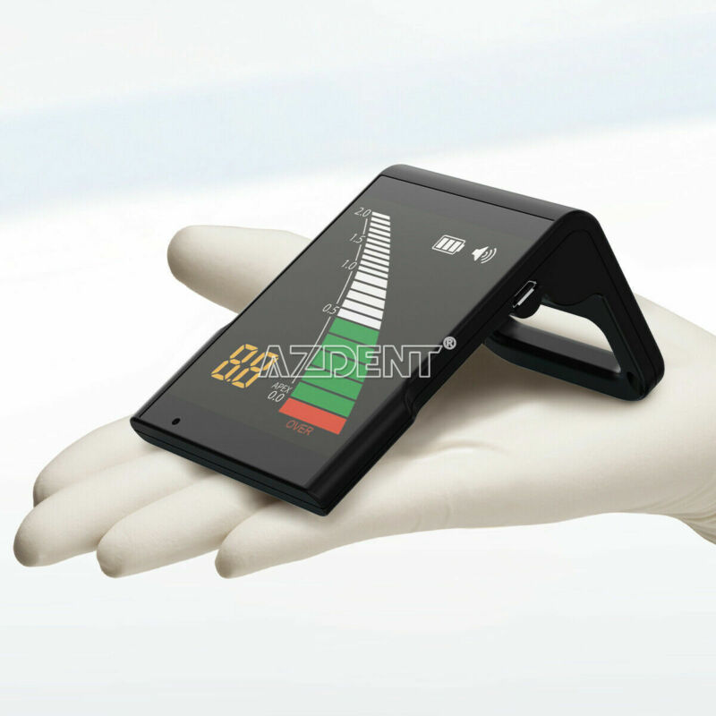 Dental Electronic Root Canal Finder Apex Locator Apex-X Endo Measurement 3.2 LCD