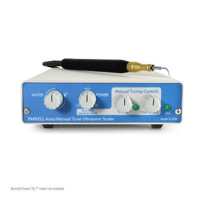 Parkell Automanual Tune Ultrasonic Scaler 5 Year Warranty -made In Usa