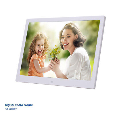 """10""""/13""""/15.4""""HD LCD Digital Photo Frame with Multimedia Playback Touch Butto"""