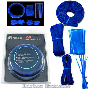 UV-Blue-Expandable-cable-sleeving-kit-D-I-Y-Mod-Kit