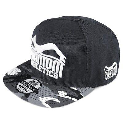 "Phantom Athletics Cap ""Team"" - Schwarz/Camo.Baseball Mütze. BJJ, MMA, Muay Thai"