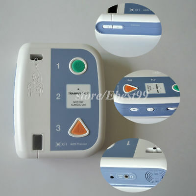 Automatische Defibrillator (AED-Trainer-automatischer externer Defibrillator CPR DAE-Übungs-Gerät)