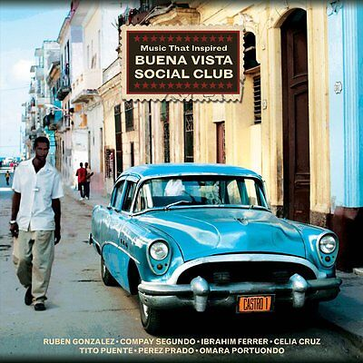 Music That Inspired Buena Vista Social Club (2LP Gatefold 180g Vinyl) NEW/SEALED