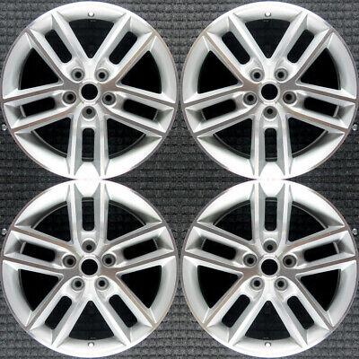 Set 2008 2009 2010 2011 2012 2013 Chevrolet Impala OEM Factory Wheels Rims 5333