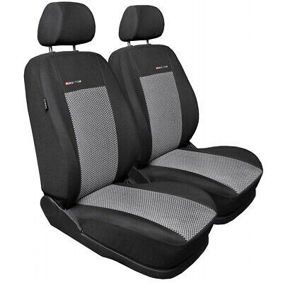 Universal Autositzbezüge für Nissan Micra Blau Sitzbezüge Auto Schonbezüge Turbo