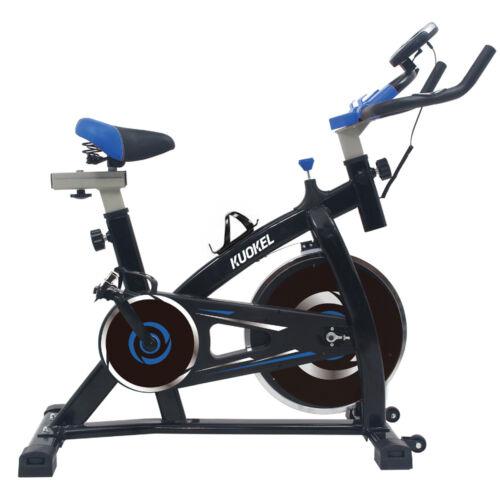 Stationary Indoor Digital Exercise Bike Aerobic Cardio Fitne