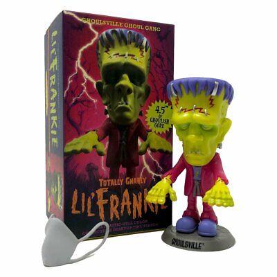 Totally Gnarley Lil' Frankie Frankenstein Figure Ghoulsville Ghoul Gang NEW!