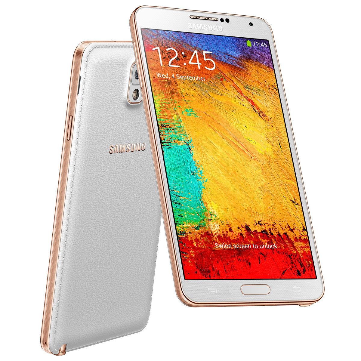 Samsung N900 Galaxy Note 3 32GB Verizon Wireless 4G LTE Android WiFi Smartphone