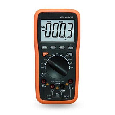 Digital Ammeter Ohmmeter Multimeter Volt Ac Dc Tester Meter With Usb Interface