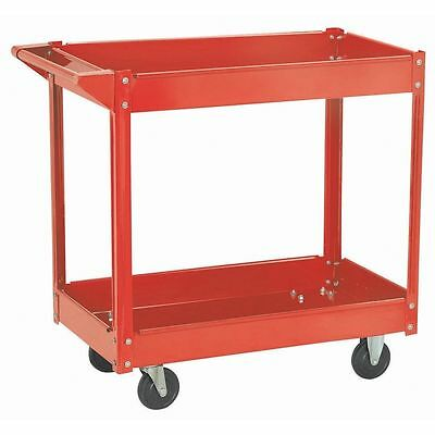 220 Lb. Heavy Duty Rolling Utility Cart Tools Equipment For Garage Or Shop