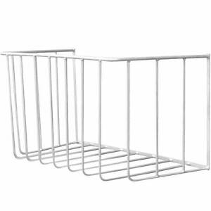 Wall Mounted Hay Rack 80 x 45 x 45 cm vidaXL (SKU141394) Mount Kuring-gai Hornsby Area Preview
