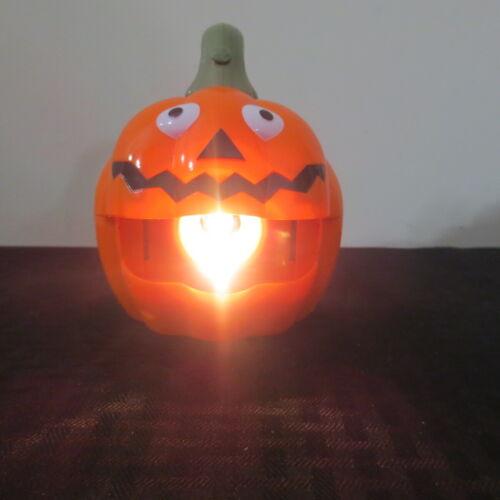 "Halloween 6"" Jack O Lantern, Pumpkin Flashlight with Handle"