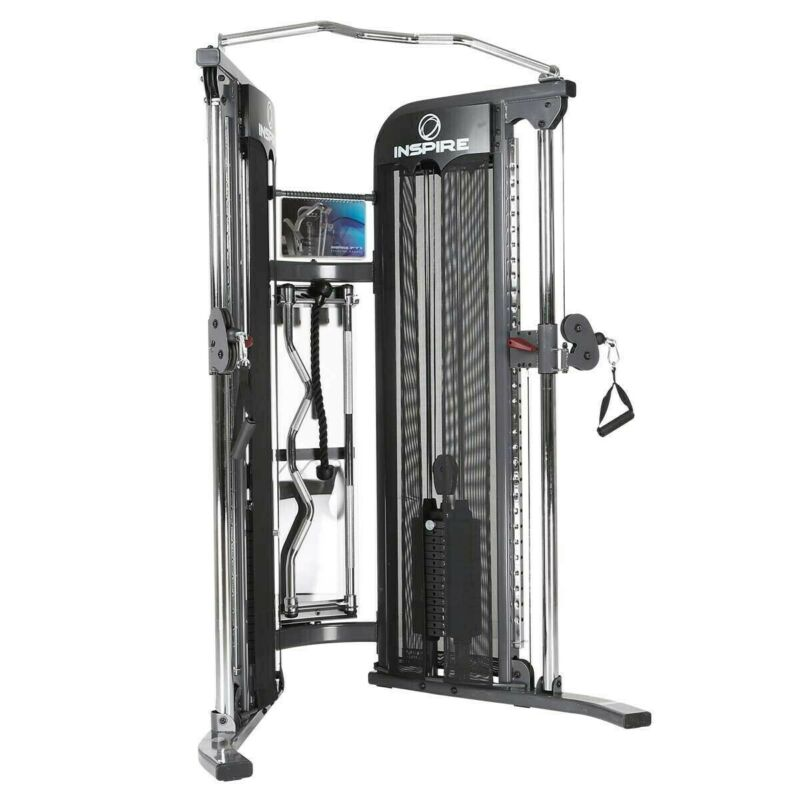 Inspire Fitness FT1 Package Commercial Dual Pulley Functional Trainer