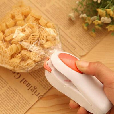 Portable Mini Heat Sealing Machine Impulse Sealer For Poly Bags Brand New