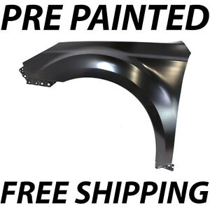 New Painted to Match - Drivers Left LH Front Fender For 2010-2014 Subaru Legacy