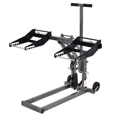 Capacity High Lift (High Lift Jack Hydraulic Foot Pump Riding Lawn Mower ATV 25