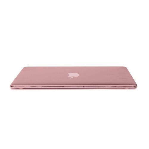 Rose Gold Rubberized Case &Keyboard Cover for MacBook Air Pro Retina 11 12 13 15