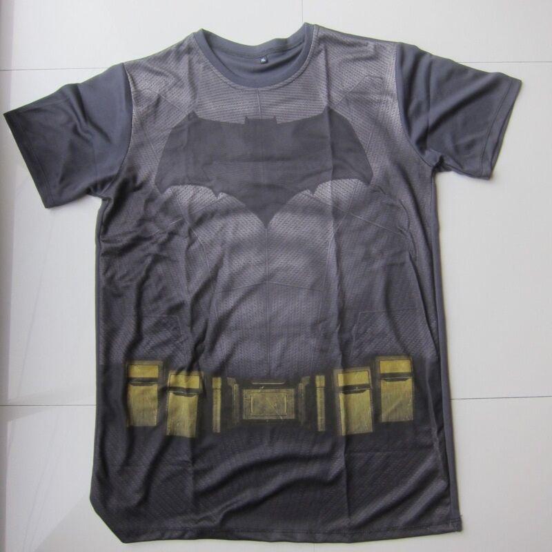 BATMAN v SUPERMAN Dawn of Justice - BATMAN Midnight Run Bangkok Race Shirt + Bag