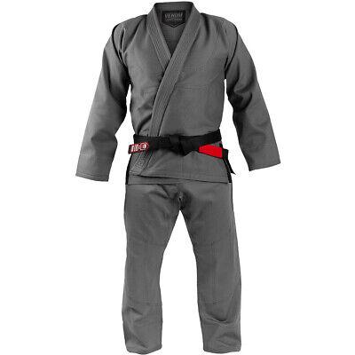 Venum Contender Evo Brazilian Jiu-Jitsu Gi - Dark Gray