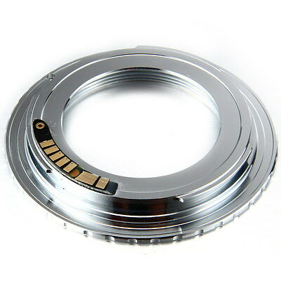 Adapter w/ EMF AF Confirm Chip for M42 Lens to Canon EOS 5D 6D 7D 70D 600D DC632