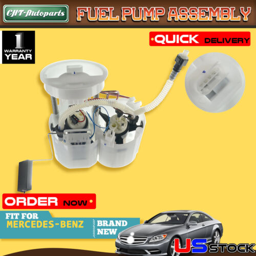 Electric Fuel Pump Module Assembly fit Ford F-150 Mark LT 2004-2008 138.4/'/' WB
