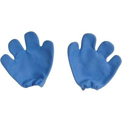 Schlümpfe Handschuhe (Paar) Kostüm Zubehör Geschenk Tv-Show Film - Tv Show Paare Kostüme