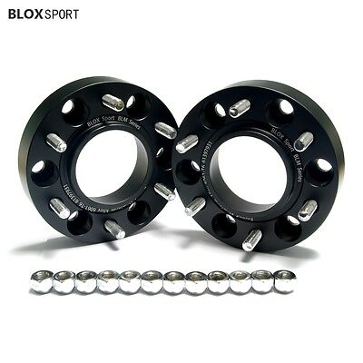 "2Pc HubCentric Wheel Spacers 1.5"" 6x139.7 Fit Nissan Patrol Y62 Chevrolet GMC"
