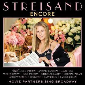 Encore: Movie Partners Sing Broadway von Barbra Streisand (2016) - Deutschland - Encore: Movie Partners Sing Broadway von Barbra Streisand (2016) - Deutschland