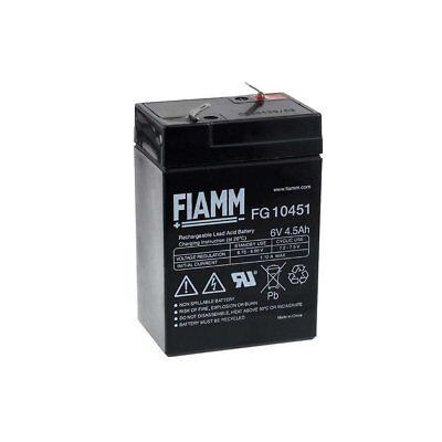 FIAMM Recambio de Batería para Sillas de ruedas Elevadores Scooter eléctricas