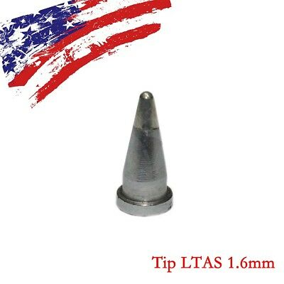For Weller Soldering Station Solder Iron Tip Ltas 1.6mm New