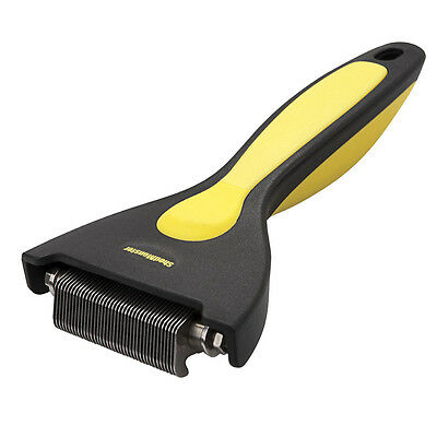 Oster SHEDMONSTER DOGS Less Stress De-Shedding Tool for SHORT COATS SMOOTH EDGES