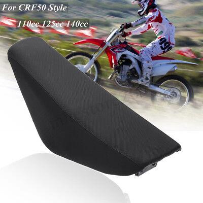 Flat Tall Foam Seat For Honda CRF50 XR50 110cc 125cc 140cc Trail Dirt Pit Bike