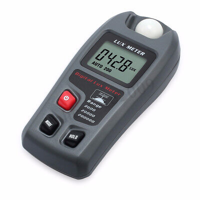 Mt30 Lcd Digital Display Handheld Light Lux Meter Tester Luxmeter Luminometer