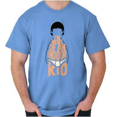More Of Indoor Kid Funny Gift Cool Bobs Burgers Gene Belcher T-Shirt Tee](Bobs Burgers Gifts)