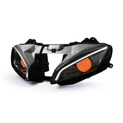 KT LED Headlight Assembly for Yamaha YZF R6 2008 to 2016 V2