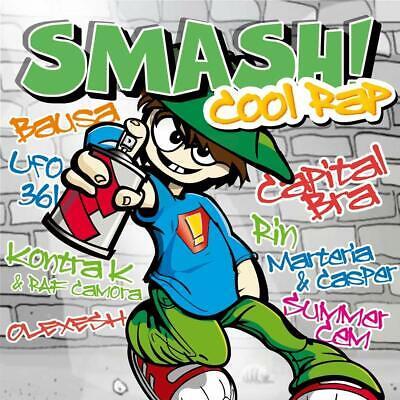 SMASH! COOL RAP   CD NEW+