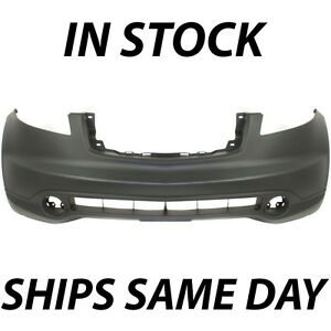 NEW Primered - Front Bumper Cover for 2003 2004 2005 Infiniti FX35 62022CG025
