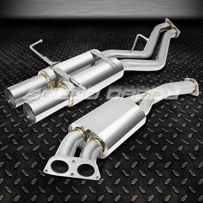 FOR 95-98 NISSAN 240SX S14 DUAL 3.5